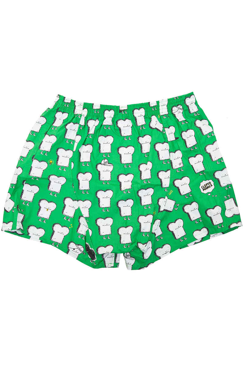 Lousy Livin Underwear Toast Boxershorts (kelly)