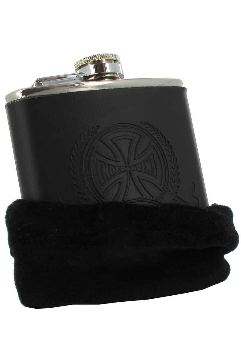 Independent 30th Buddy Flask zak flacon (black)