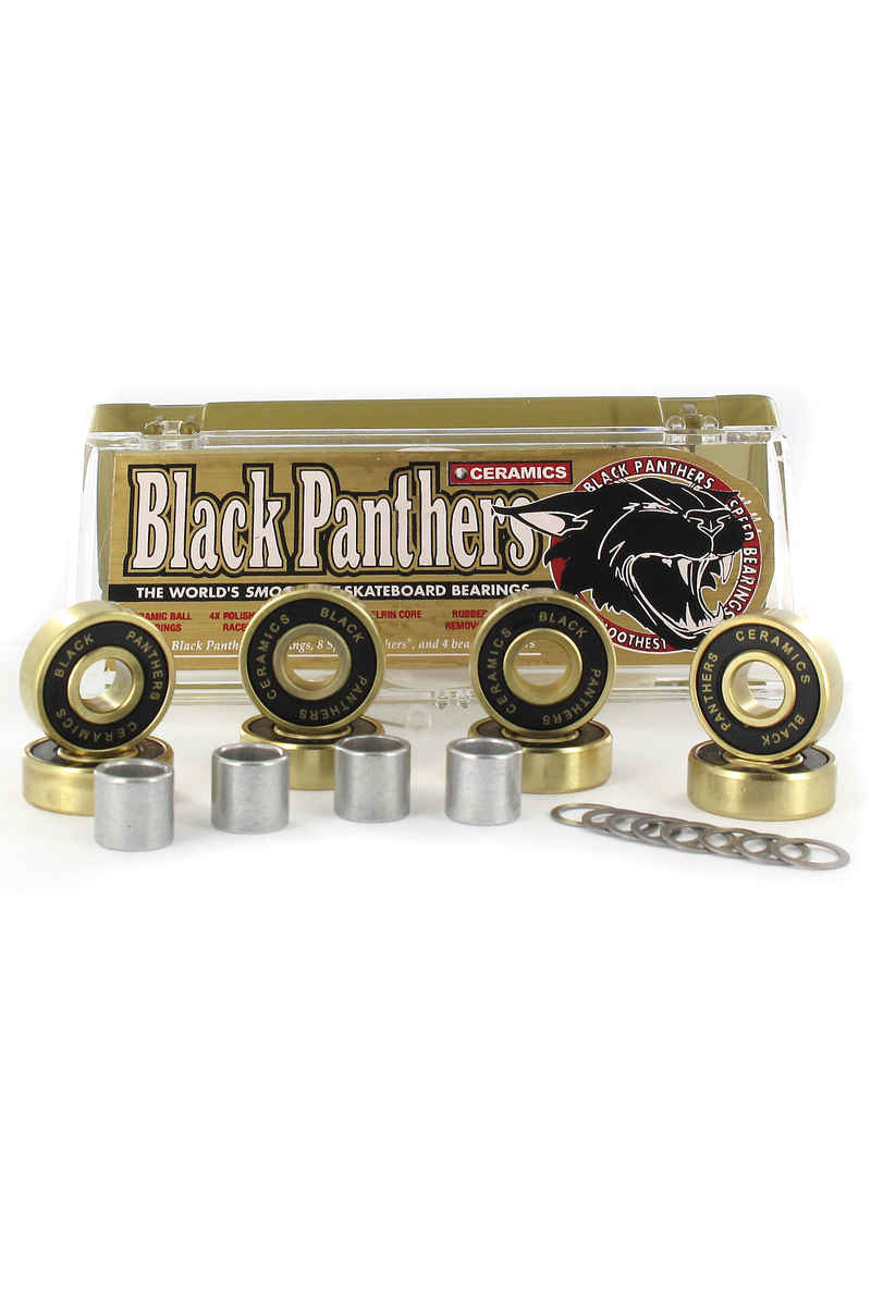 Black Panthers Ceramic Roulement
