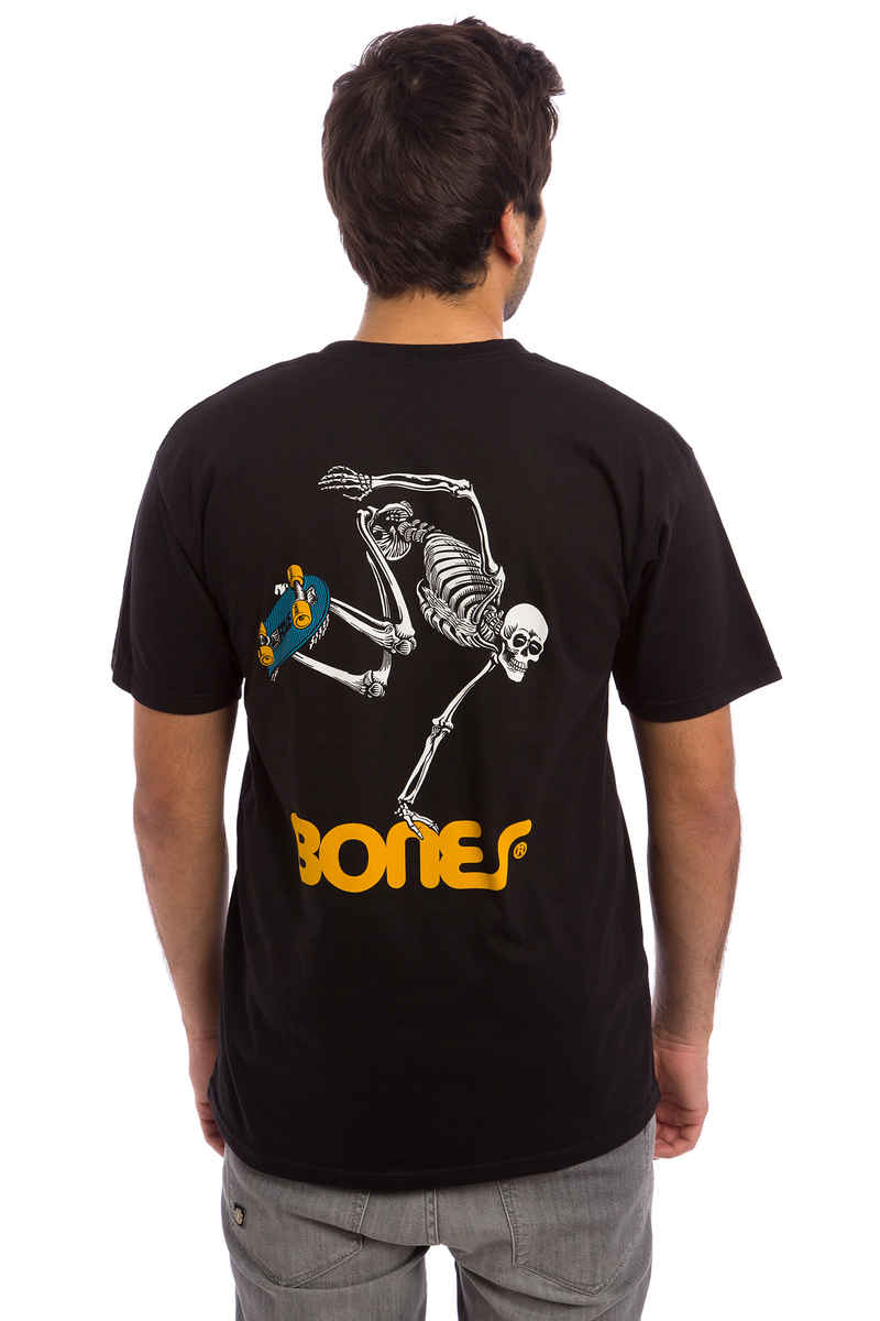 Powell-Peralta Skeleton T-Shirt (black)