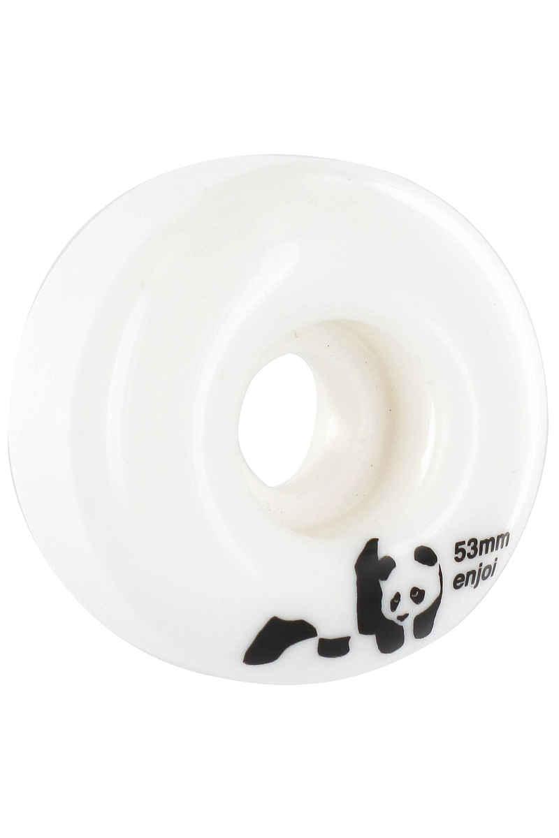 Enjoi Whitey Panda Wheels 53mm 101A 4 Pack
