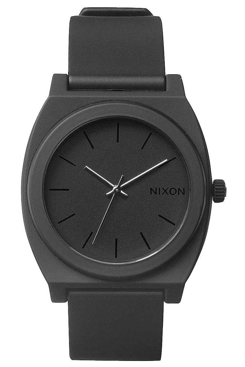Nixon The Time Teller P Watch (matte black)