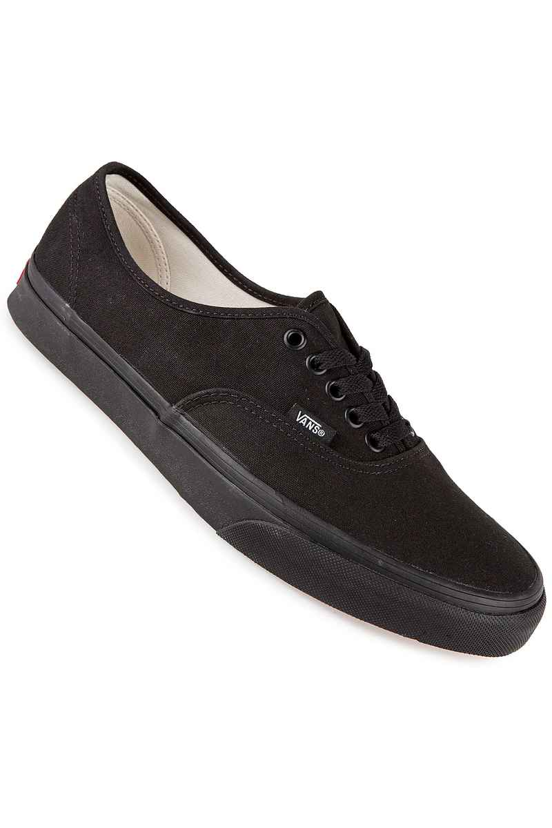 Vans Authentic Schoen (black black)