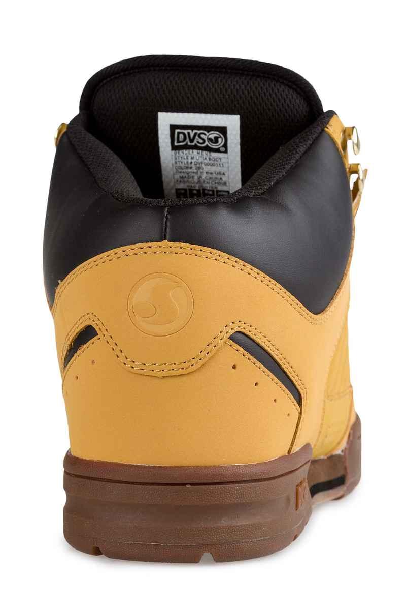 DVS Militia Boot Nubuck Chaussure (tan)