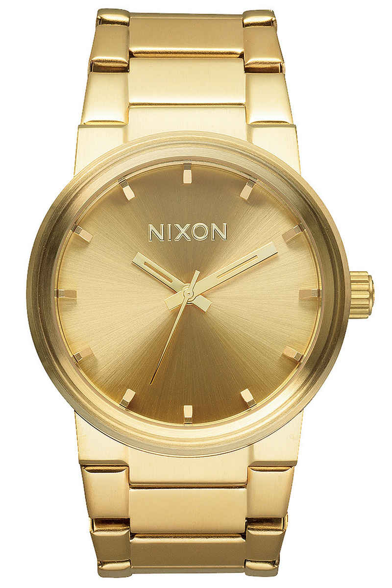 Nixon The Cannon Uhr (all gold)