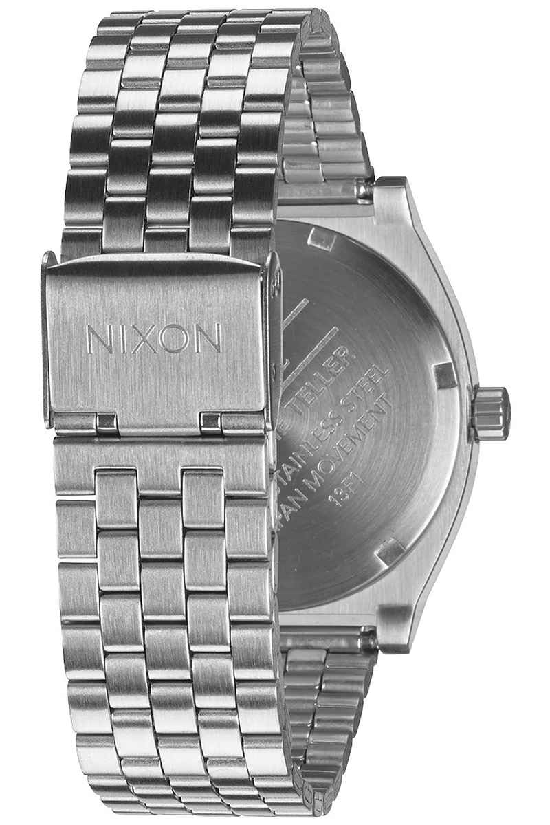 Nixon The Time Teller Watch (black)