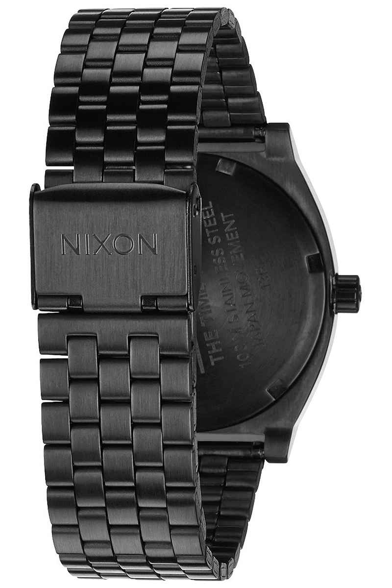 Nixon The Time Teller Watch (all black)