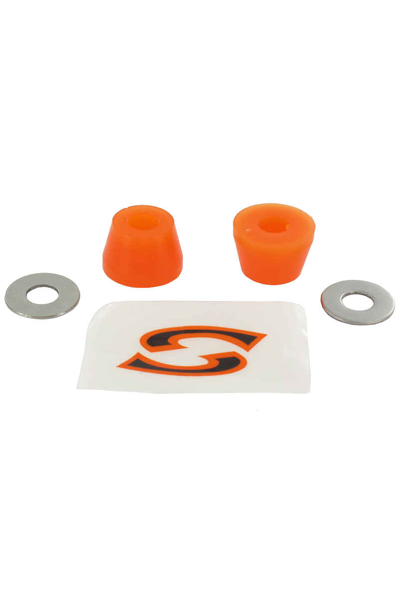 Sabre Cone X-Type 86A Bushings (orange)