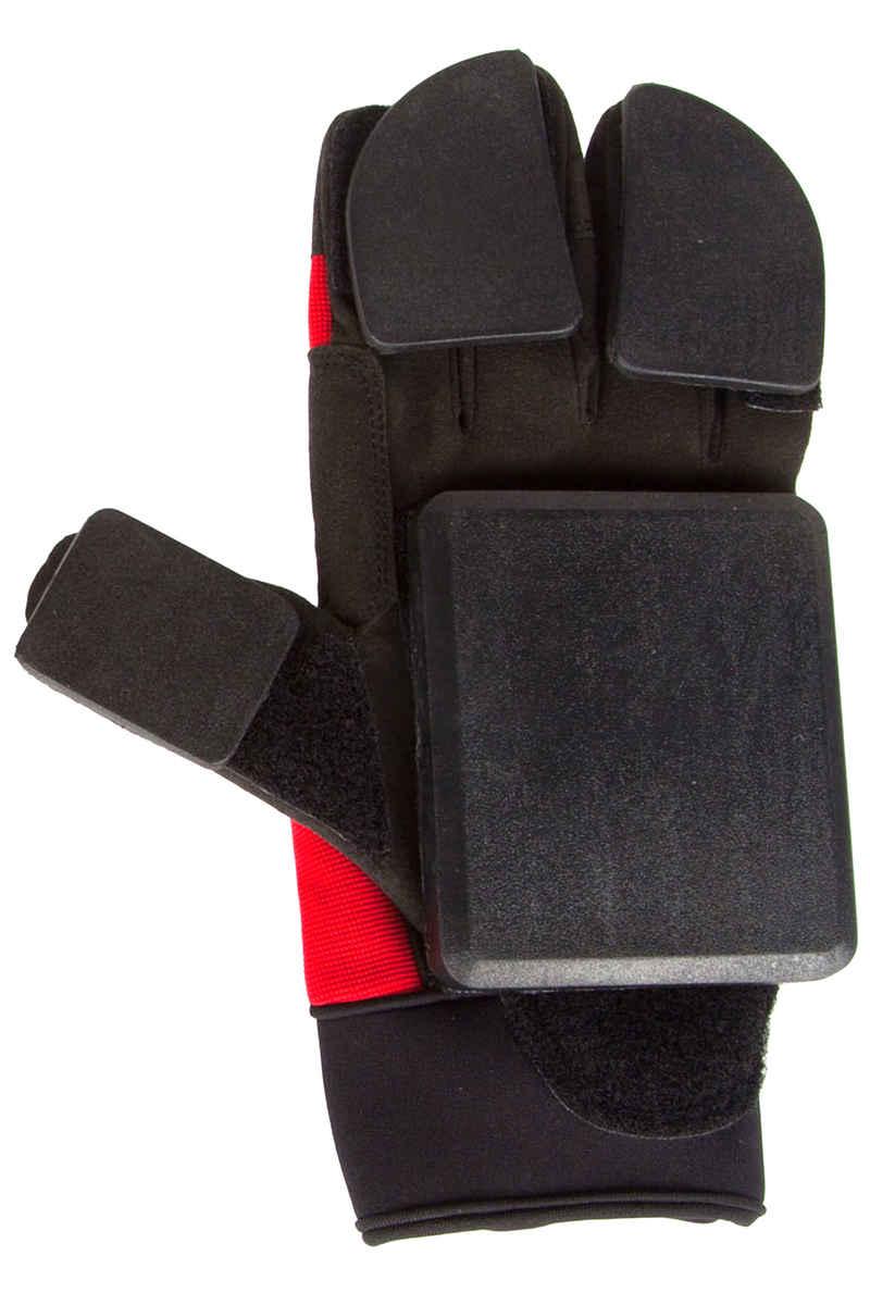 Lush Freeride Slide Gloves (red)