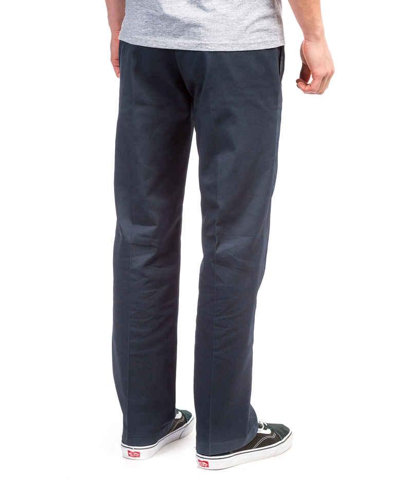 Dickies 873 Slim Straight Workpant Hose (dark navy)