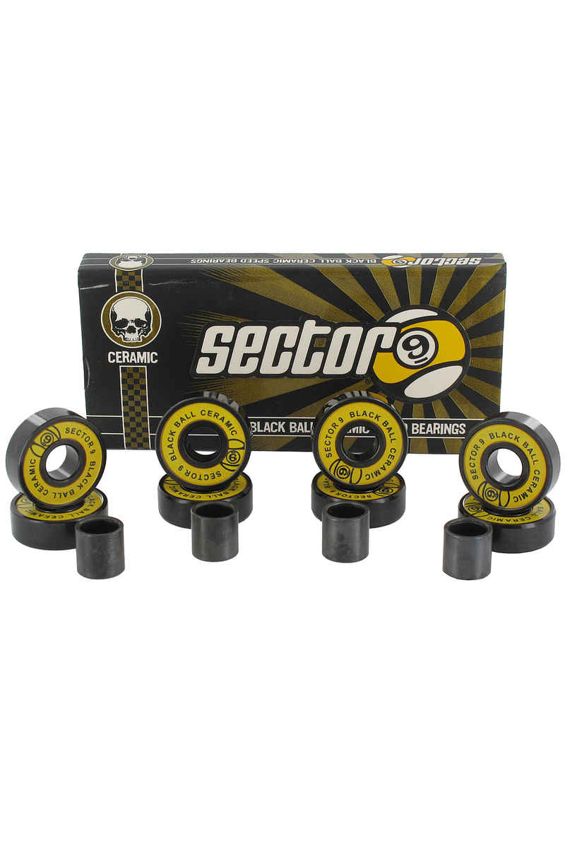Sector 9 Ceramic Race Roulement