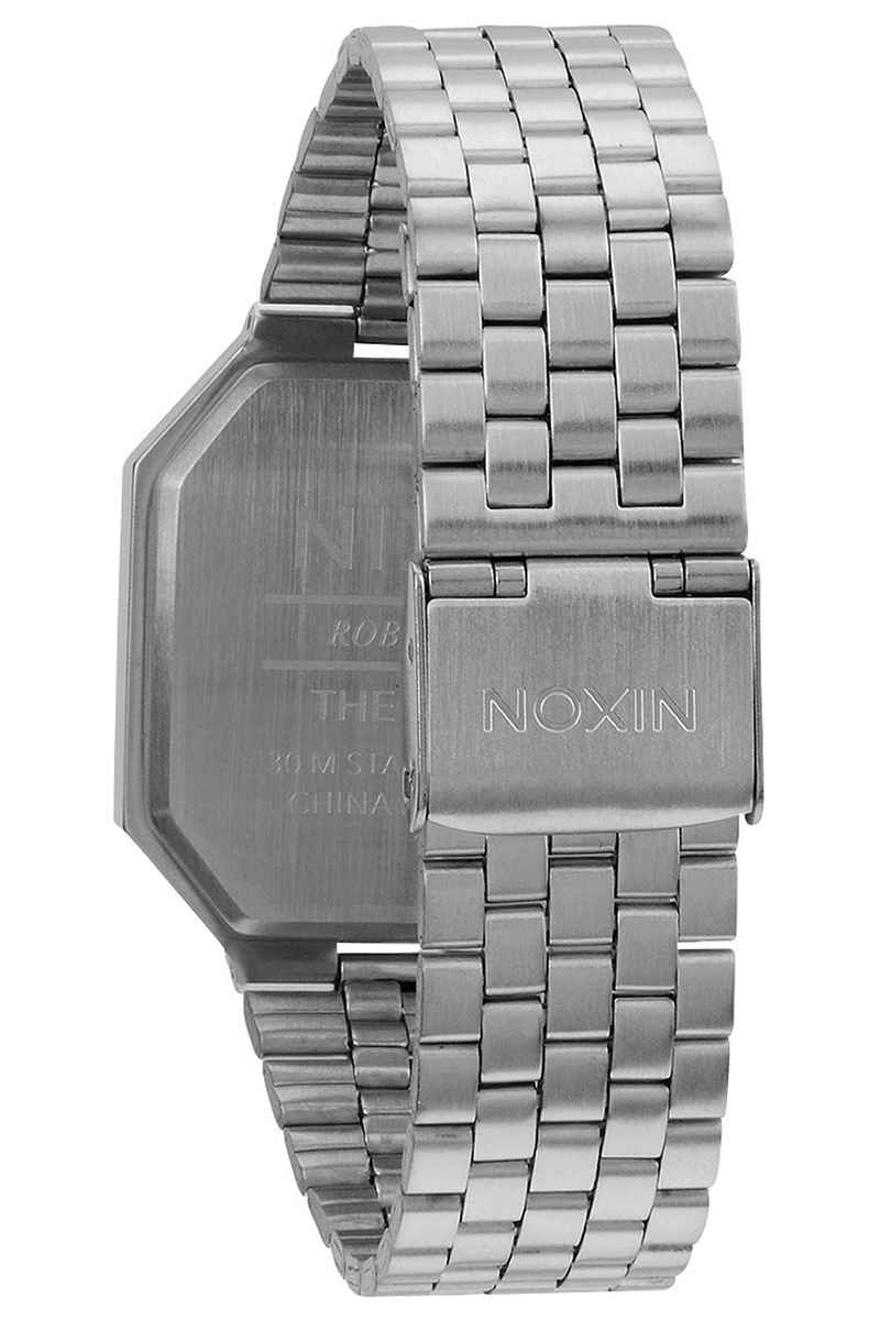 Nixon The Re-Run Uhr (black)
