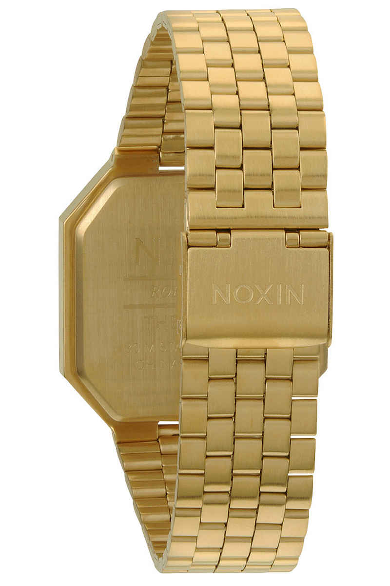 Nixon The Re-Run Montre (all gold)