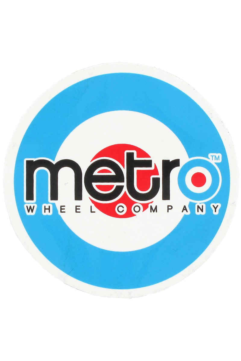 Metro Wheels Motion 70mm 80A Ruote pacco da 4