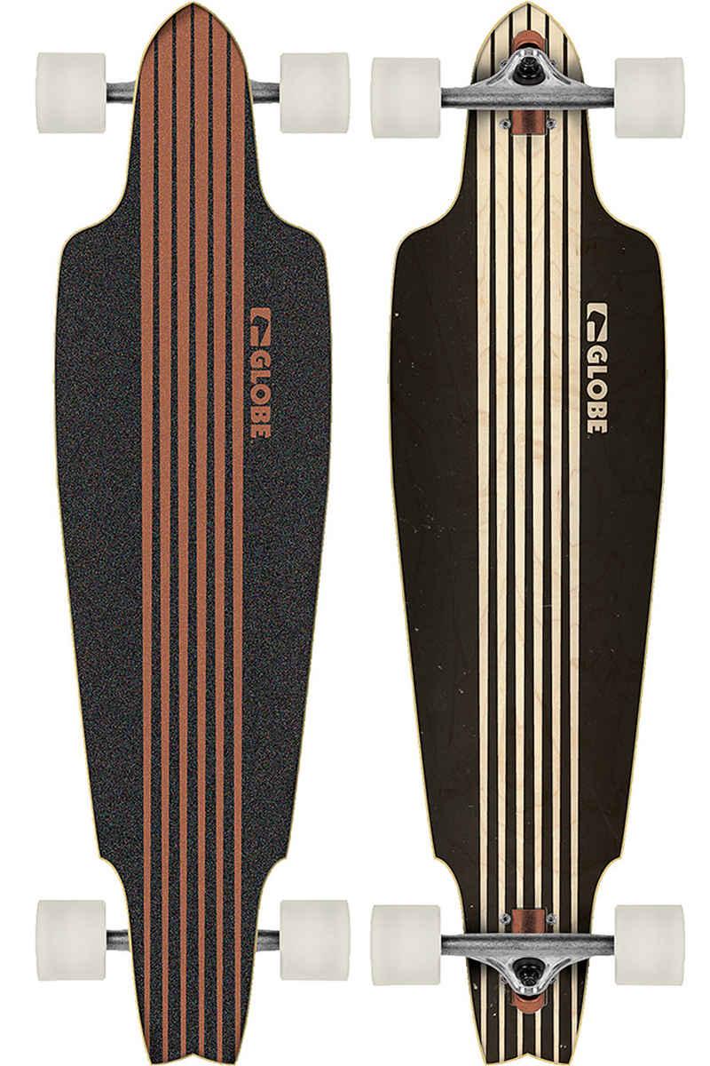 "Globe Prowler 38.5"" (97,8cm) Complete-Longboard (black)"