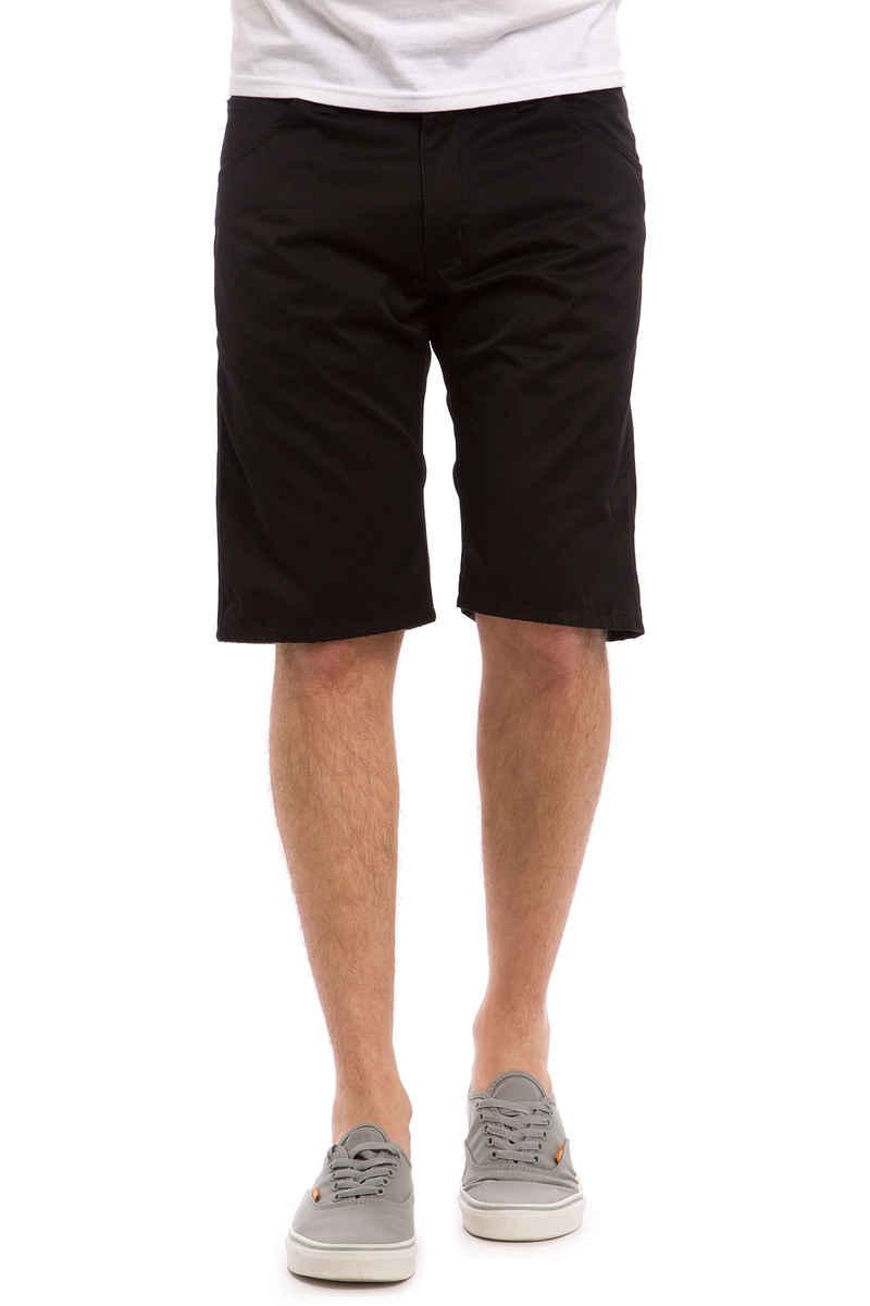 Carhartt WIP Skill Cortez Shorts (black rinsed)