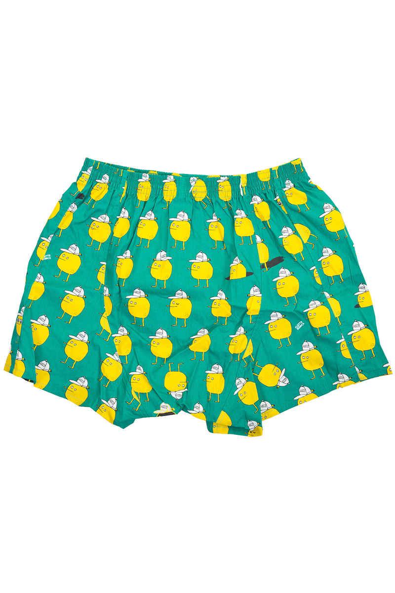 Lousy Livin Underwear Zitrone Boxer