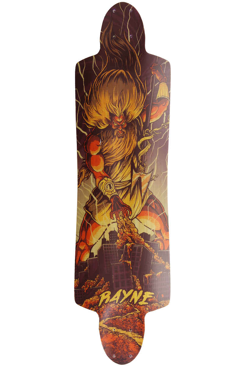 "Rayne Small Killswitch 35.5"" (90cm) Longboard Deck"