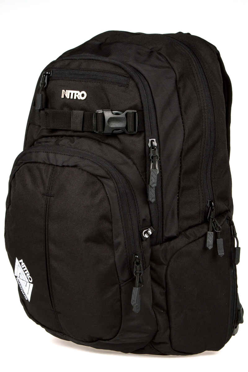 Nitro Chase Zaino 35L (black)