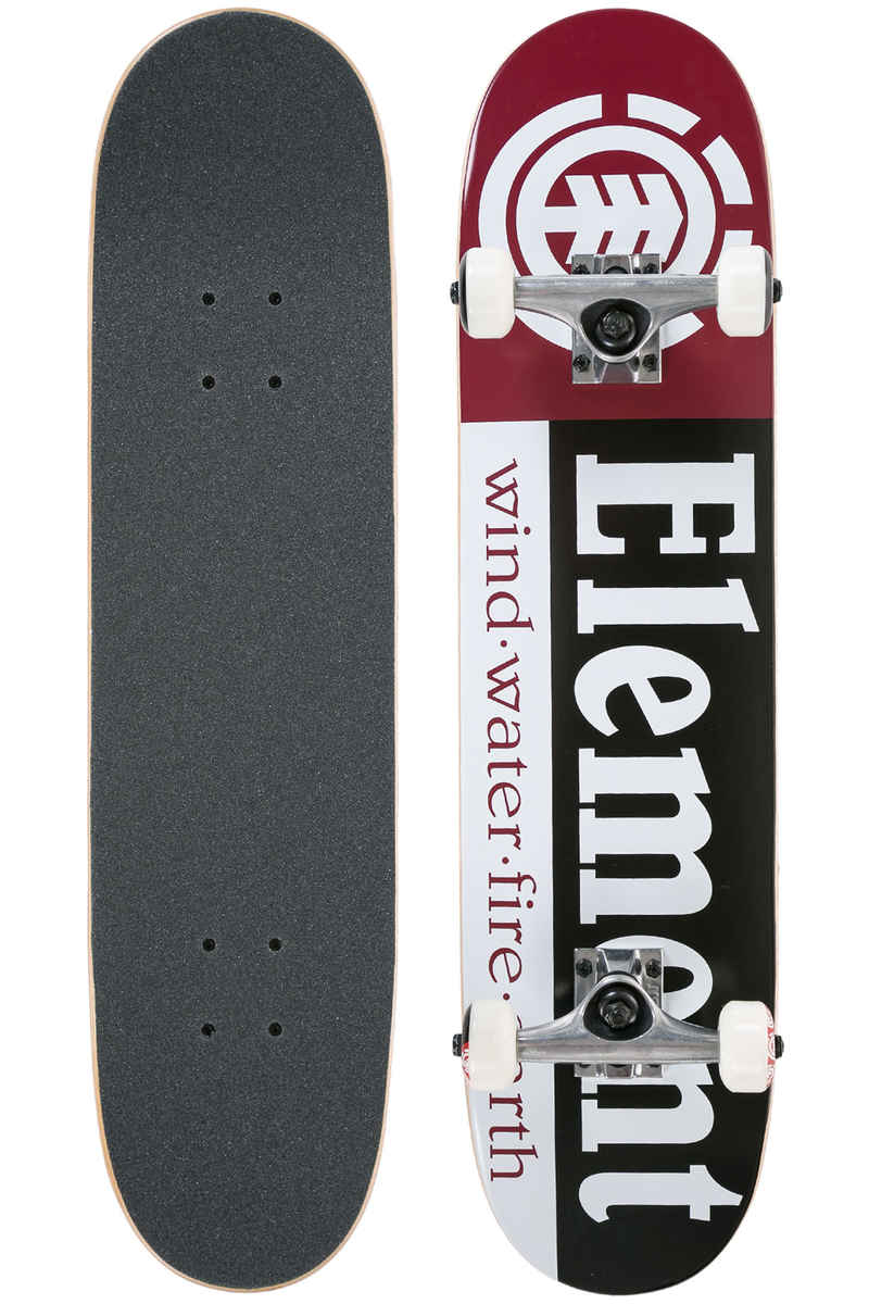 "Element Section 7.5"" Board-Complète (black red)"
