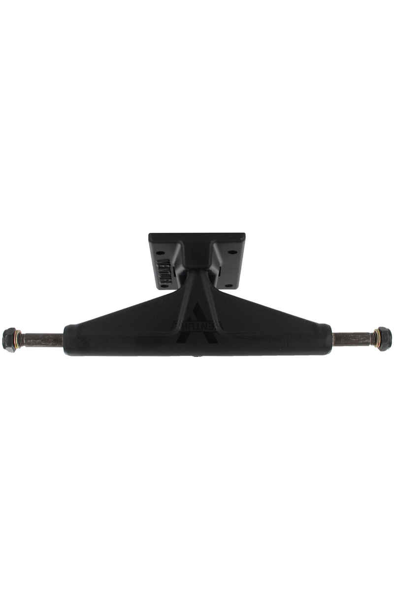 "Venture Trucks Color Black Shadow High 5.8"" Truck (matte black)"