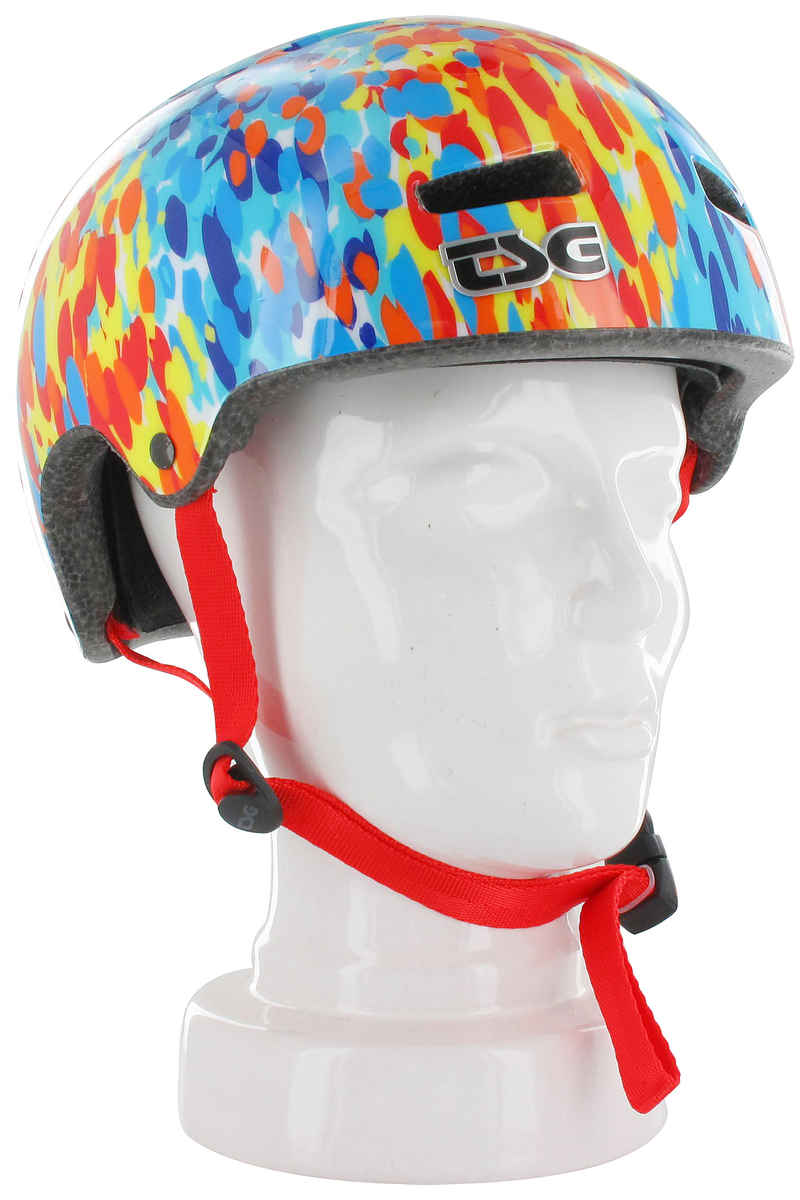 TSG Superlight Graphic Design Casque (lots of dots)