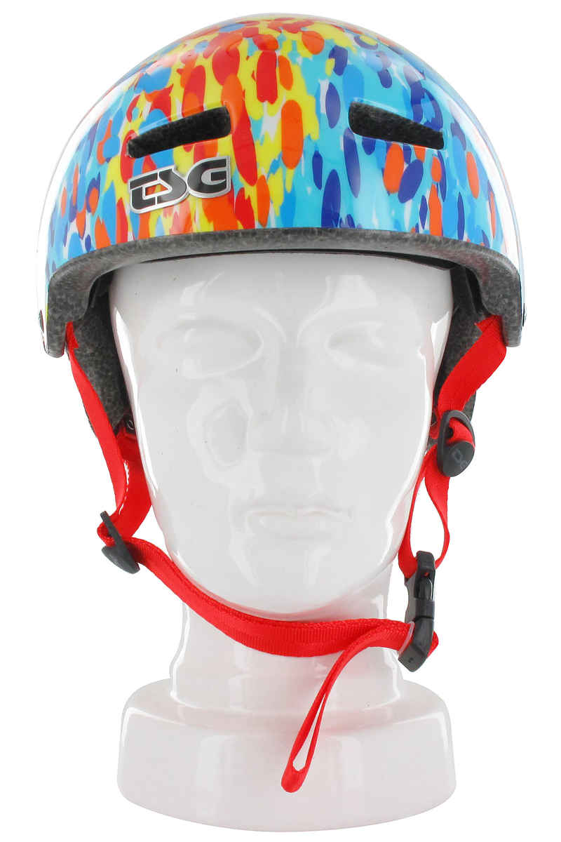 TSG Superlight Graphic Design Helmet (lots of dots)