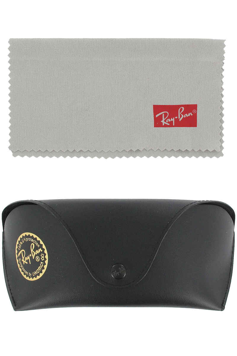 Ray-Ban Justin Sonnenbrille 55 mm (rubber black grey)