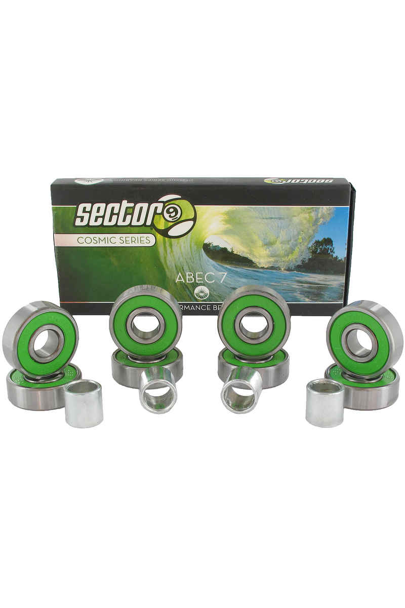 Sector 9 Cosmic ABEC 7 Kugellager inkl. Spacer  (assorted)