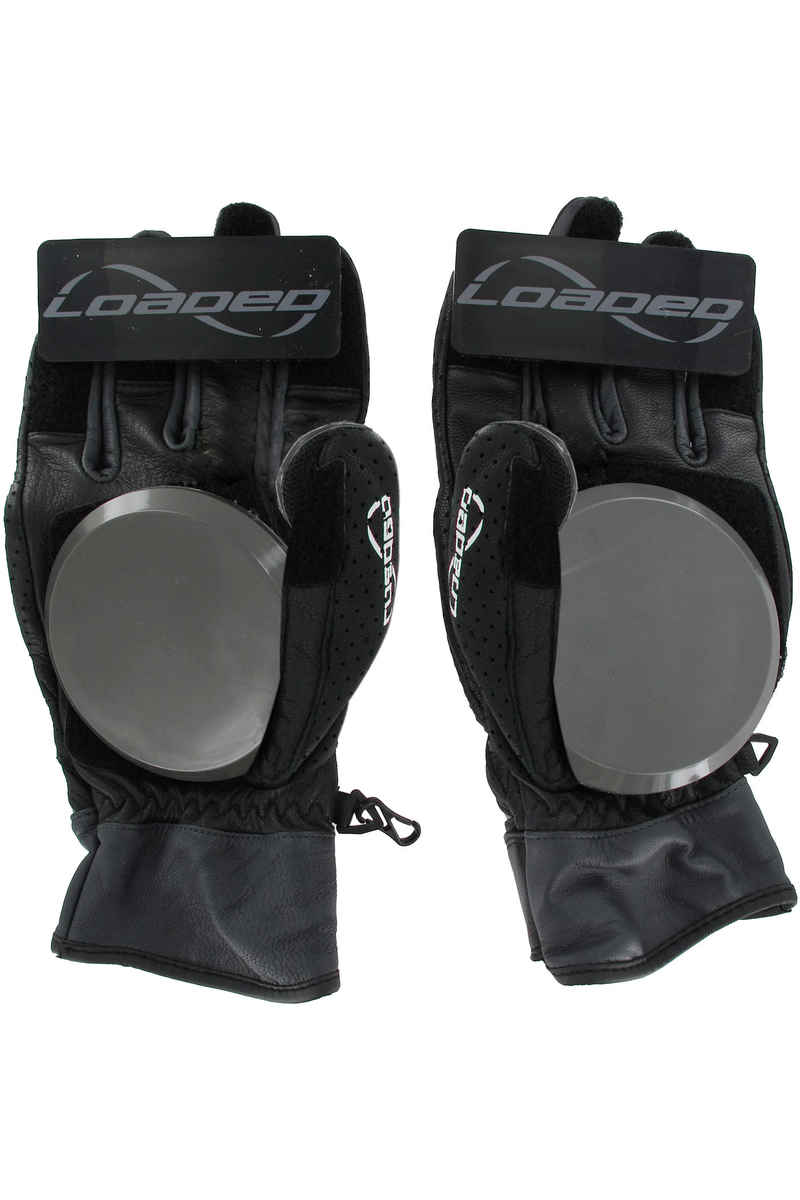 Loaded Race Gloves v.2 Slide Gloves (black)