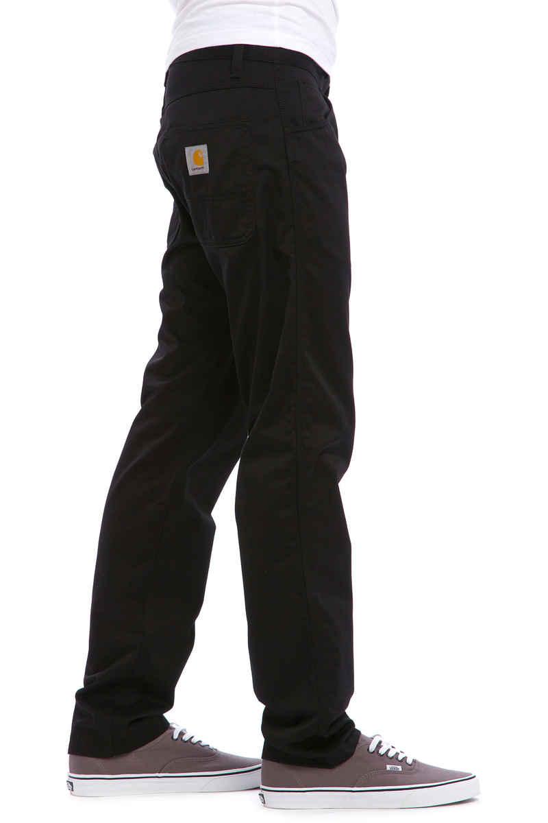 Carhartt WIP Skill Pant Cortez Hose (black rinsed)
