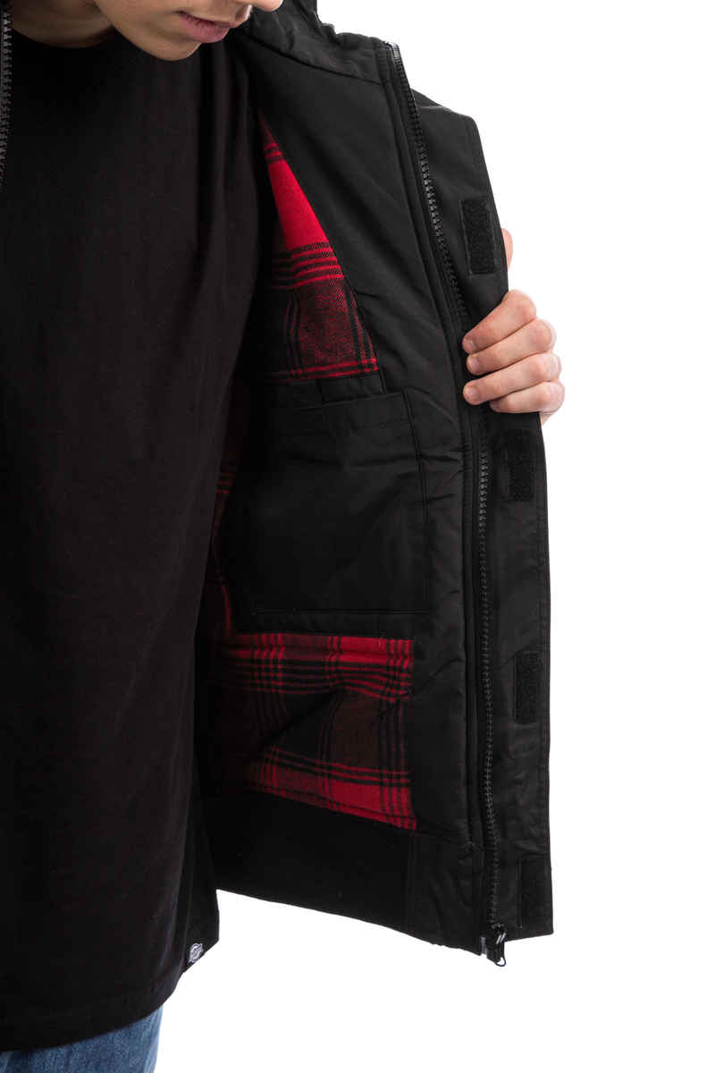 Dickies Cornwell Jacke (black)