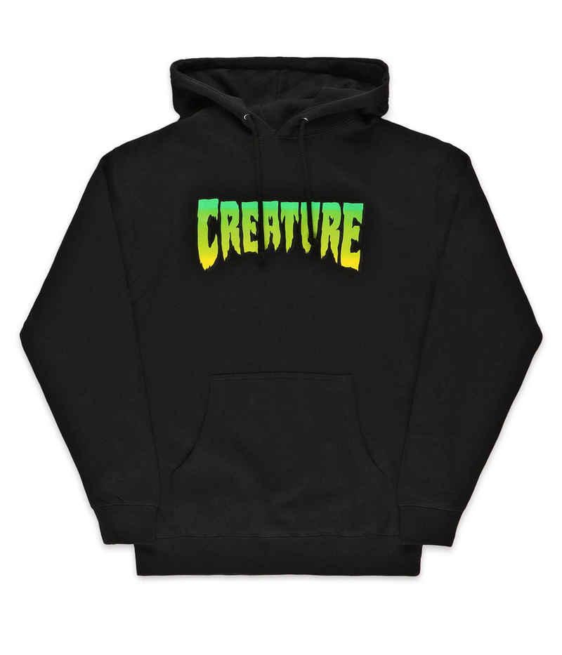 Creature Logo Hoodie (black)
