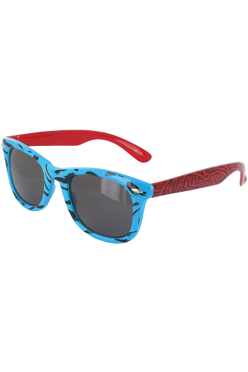 Santa Cruz Screaming Sonnenbrille (blue)