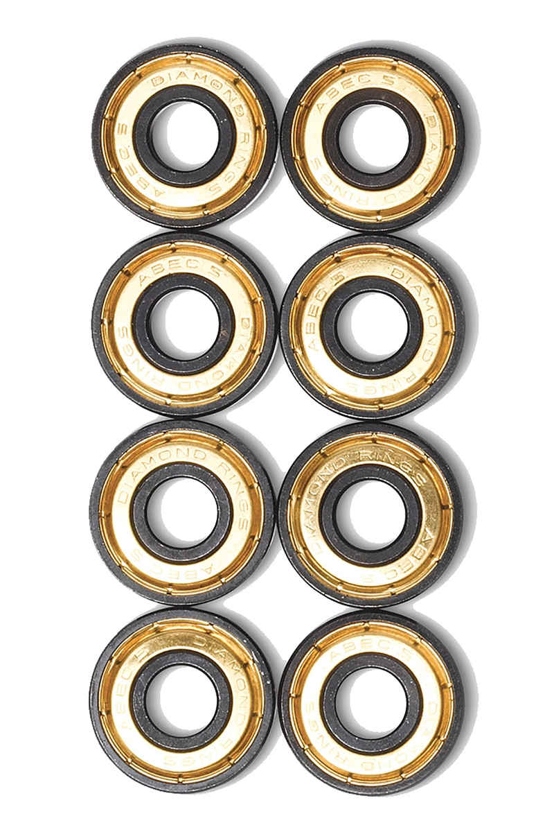 Diamond Hella Fast ABEC 5 Kugellager (gold)