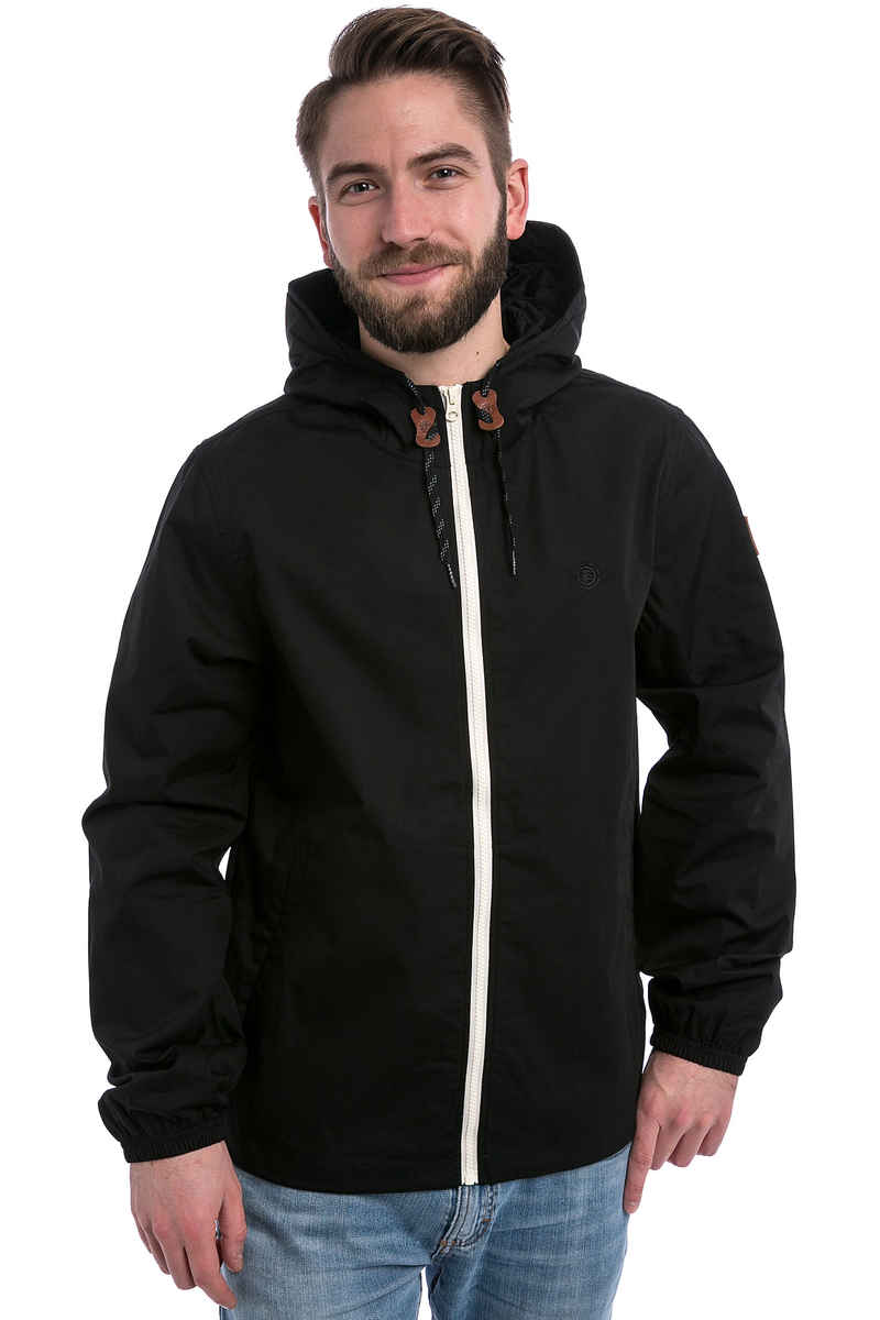 Element Alder Giacca (black)