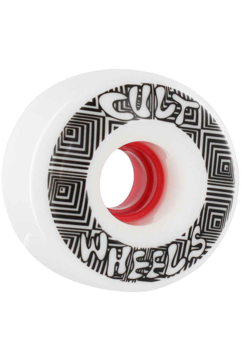 Cult Converter 70mm 85A Wiel (white) 4 Pack