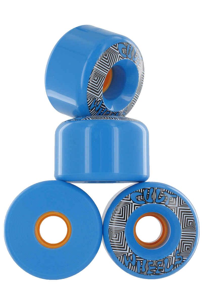 Cult Converter 70mm 85A Roue (blue) 4 Pack