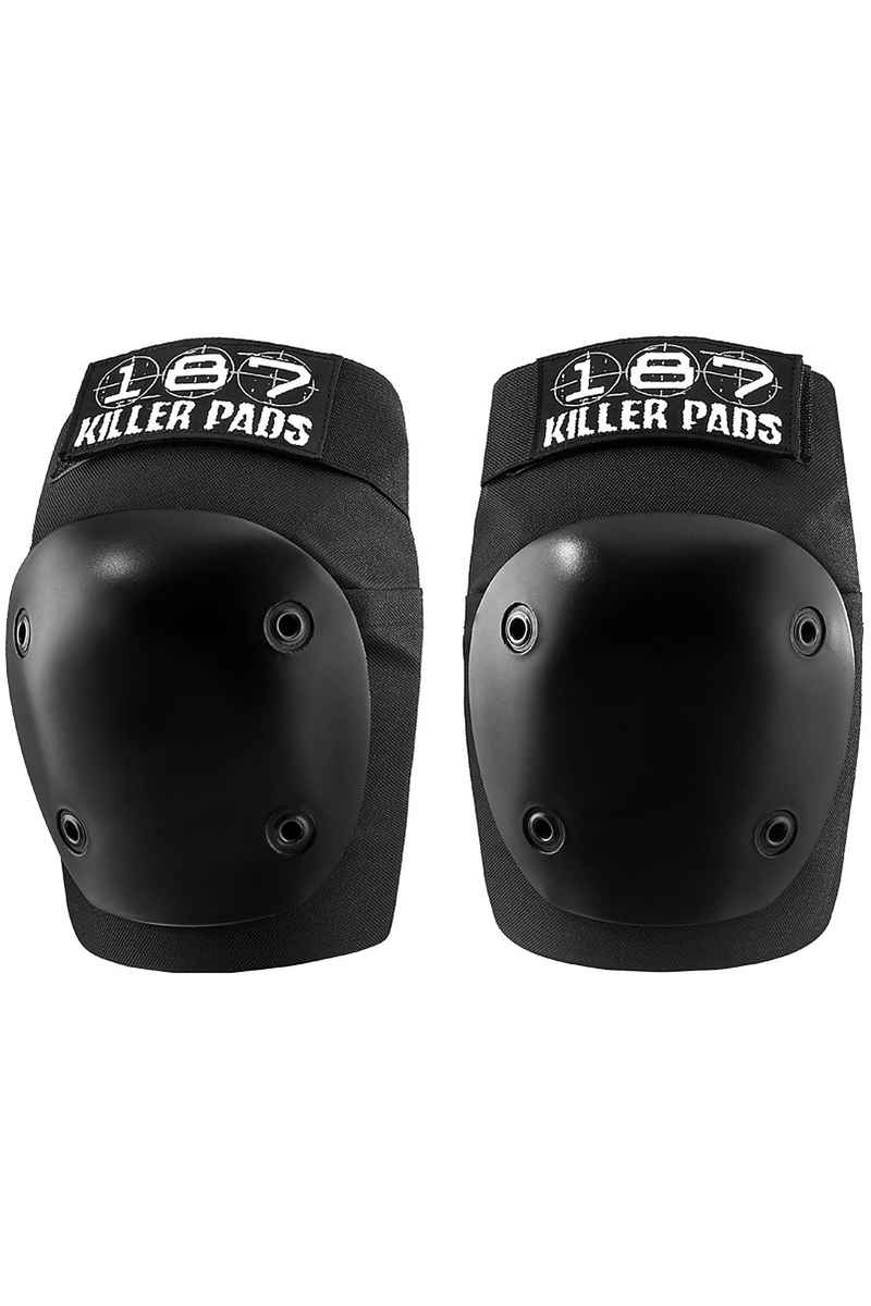 187 Killer Pads Fly Kniebeschermer (black)