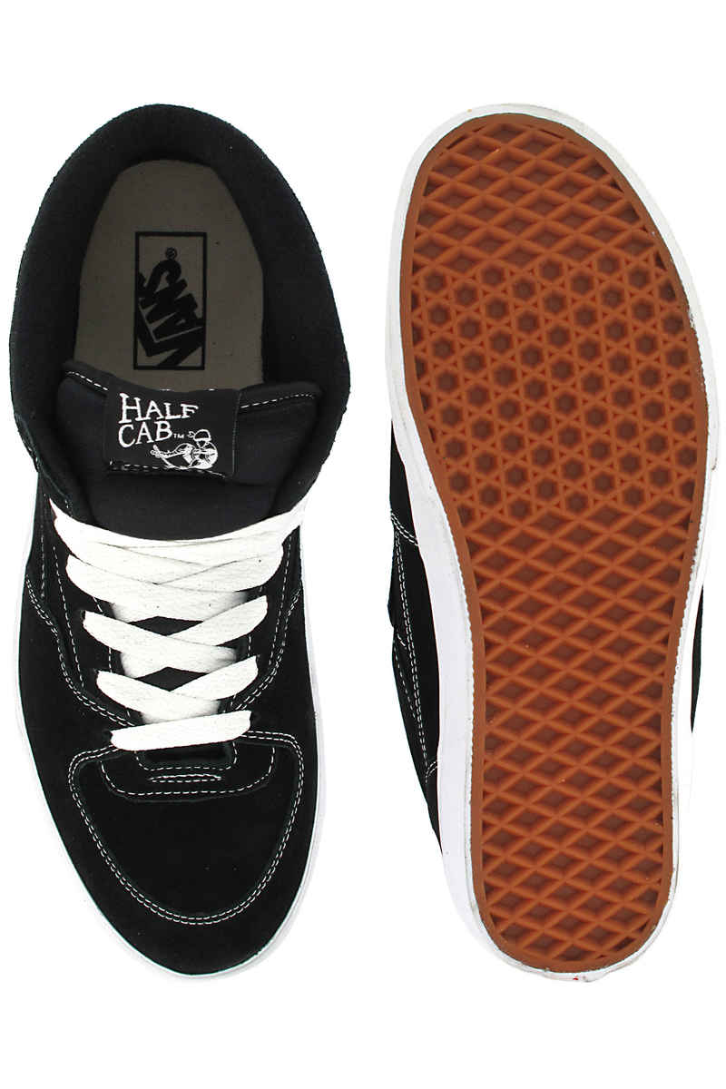 Vans Half Cab Shoes (black)