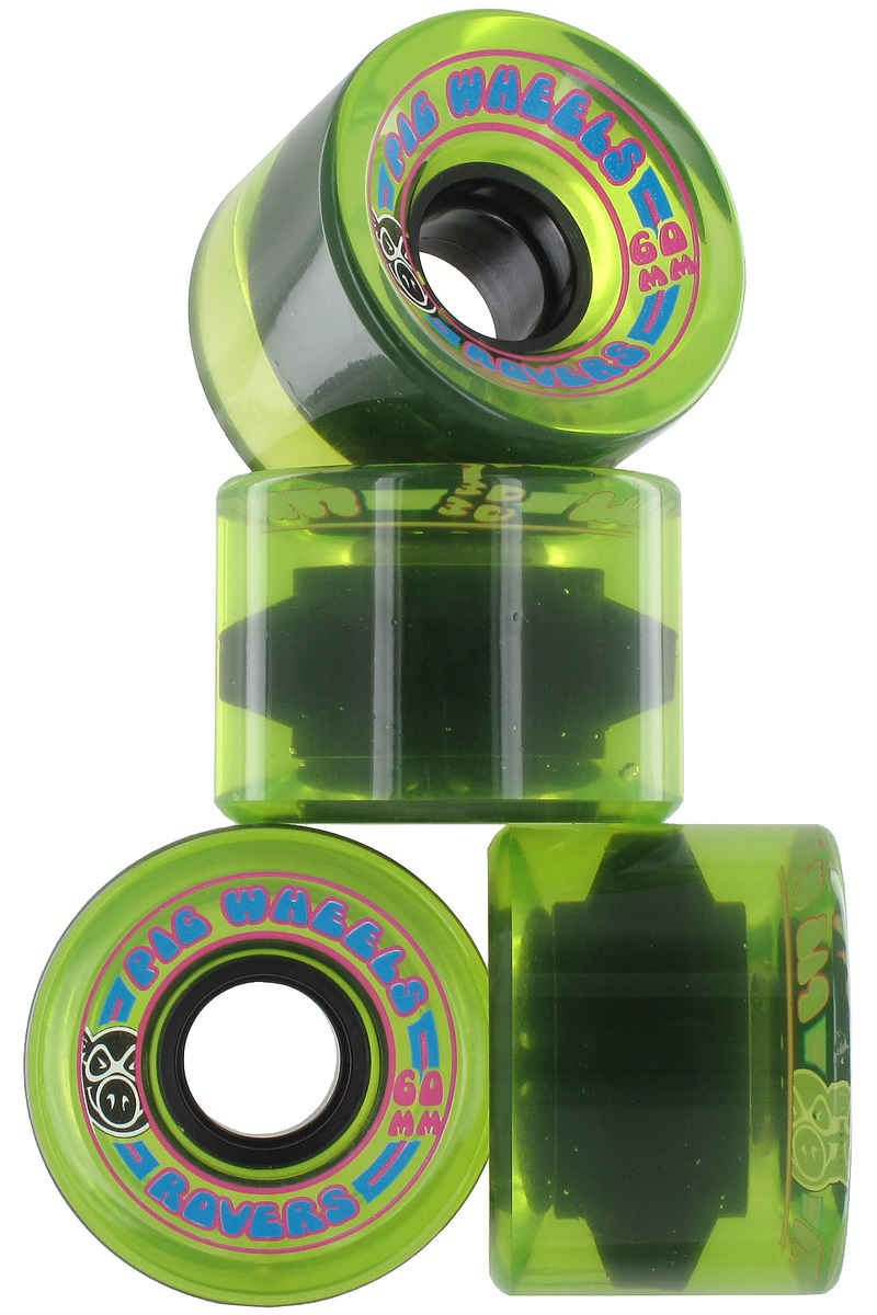 Pig Rover 60mm Ruote 4er Pack