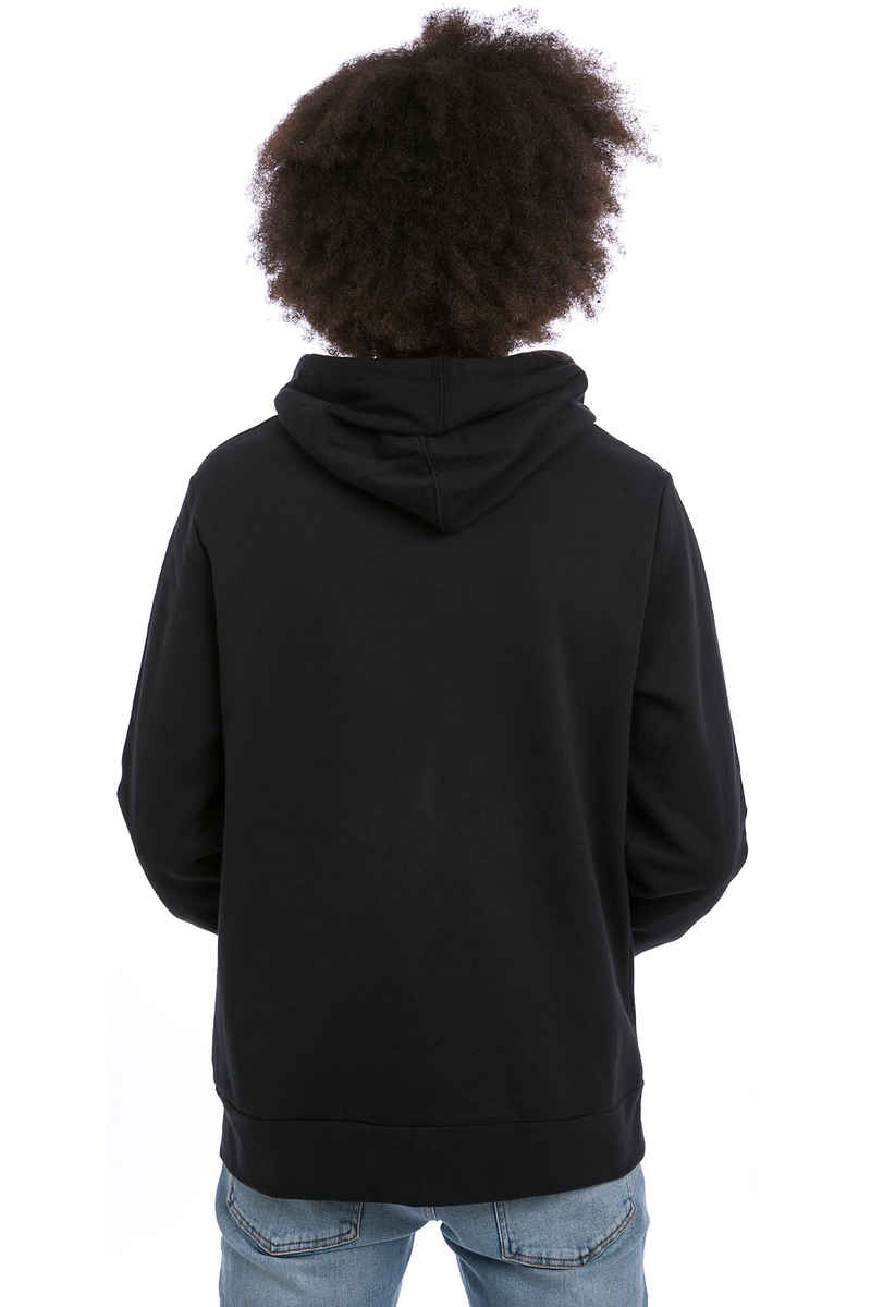 Etnies Corporate Zip-Sweatshirt avec capuchon (black)