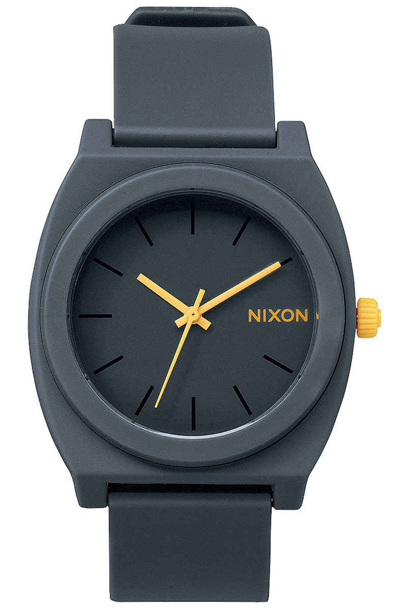 Nixon The Time Teller P Orologio (matte steel gray)