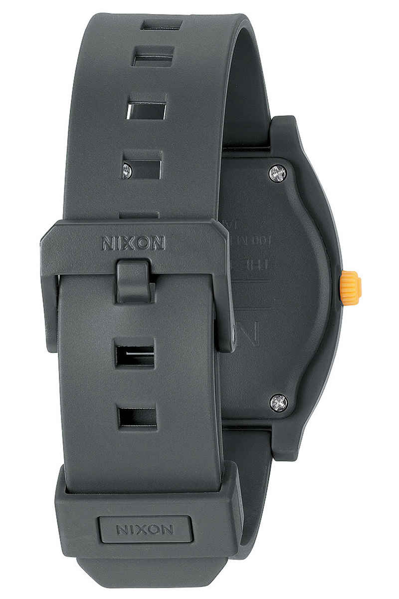 Nixon The Time Teller P Montre (matte steel grey)