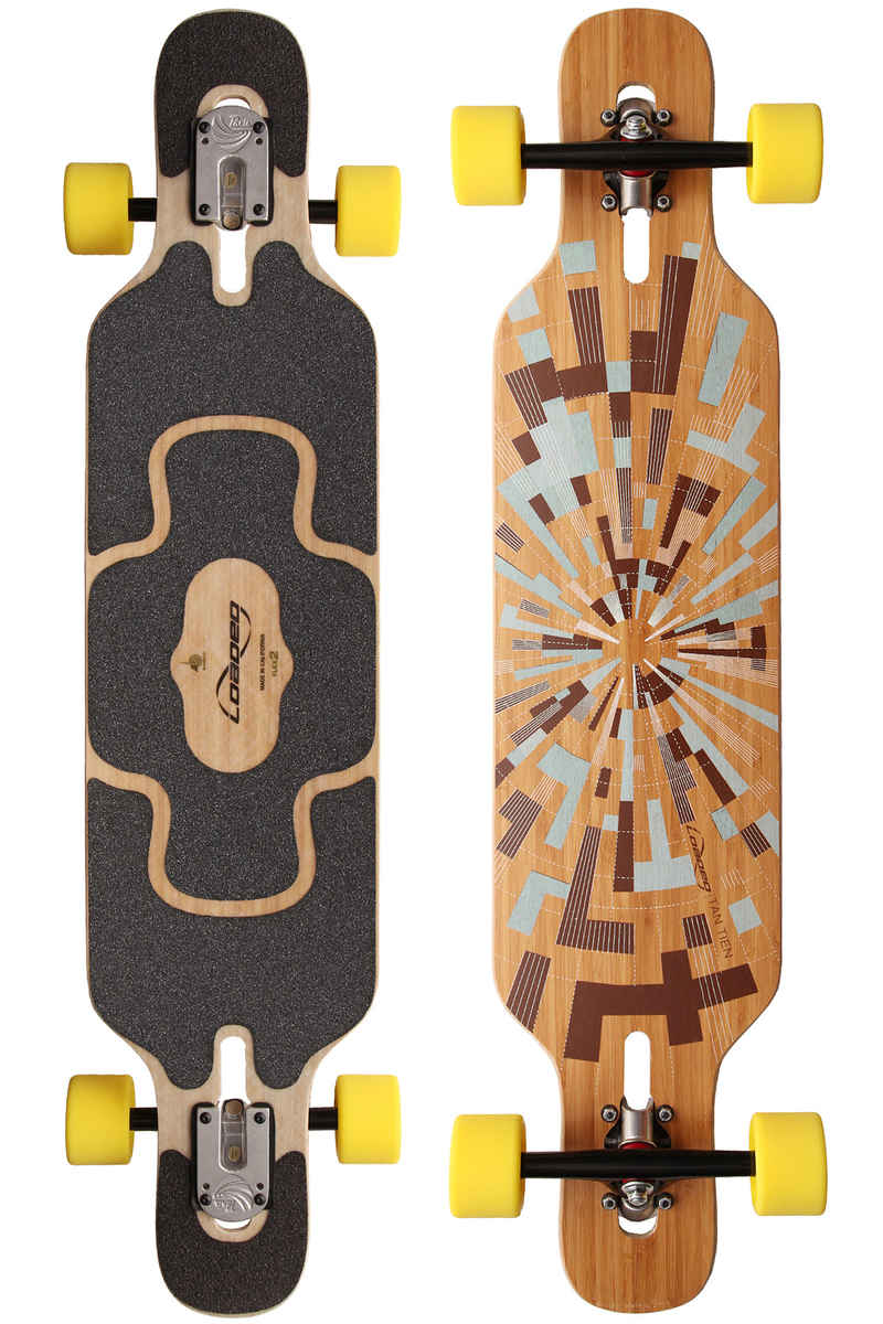 "Loaded Tan Tien 39"" (99cm) Komplett-Longboard"