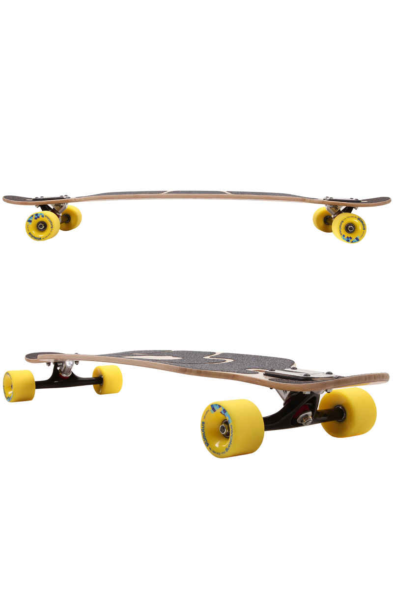 "Loaded Tan Tien 39"" (99cm) Longboard-completo"