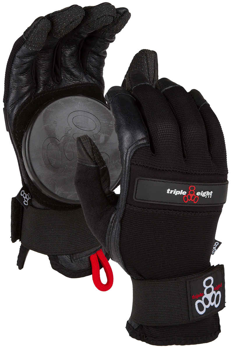 Triple Eight Downhill Slide Handschuhe (black)