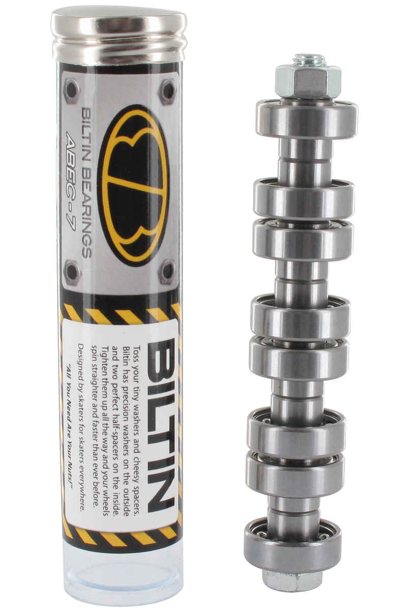 Biltin Abec 7 Bearings inkl. Spacer