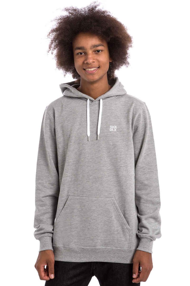 SK8DLX Easy Hoodie (heather grey)