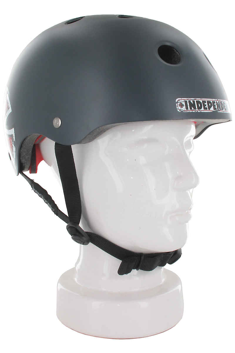 PRO-TEC X Independent The Classic Casque (satin gray)